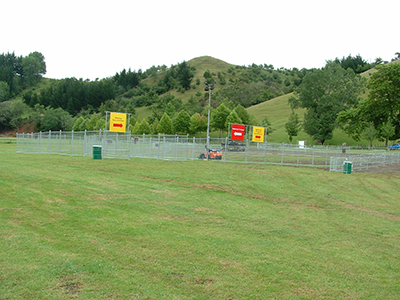 Our fencing comes in 1 or 2 meter lengths. Our fencing is generally used for events and building site security.